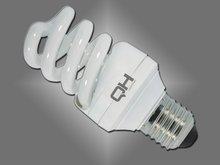 15w T3 9mm spiral Energy Saving Lamp