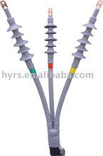 3M medium voltage cold shrinkable termination kits