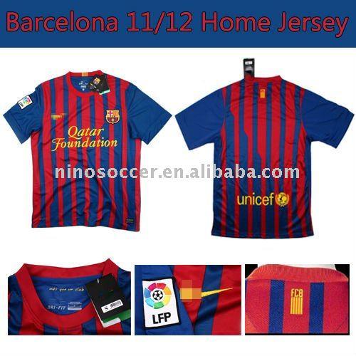 Barcelona fc Jersey 2011 Barcelona fc Jersey 2011 New