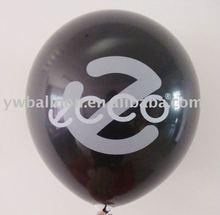 flying helium balloons