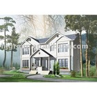 movable house villa