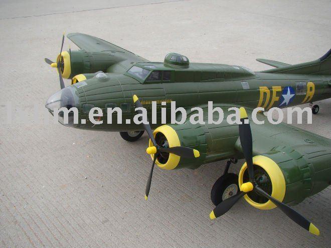 B-17 rc hobby