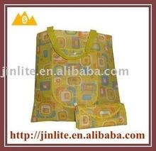 Fashion folding recycled PET bag