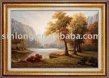 handicraft classical scenery picture