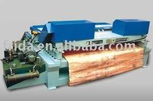 hydraulic plywood machine, digital veneer lathe
