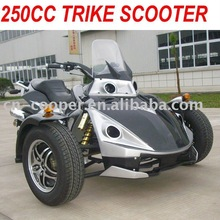EEC 250cc Tricycle Motocycle