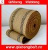 woven cotton webbing
