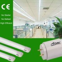 commercail fluorescent T8 energy saving lighting tube