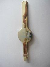 COOLBER Newly Cool Design Eyebrow Tweezers stainless steel eyebrow clamp