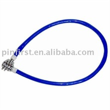 400 Pcs New Classic Blue Round Password Motobike Lock Made in China