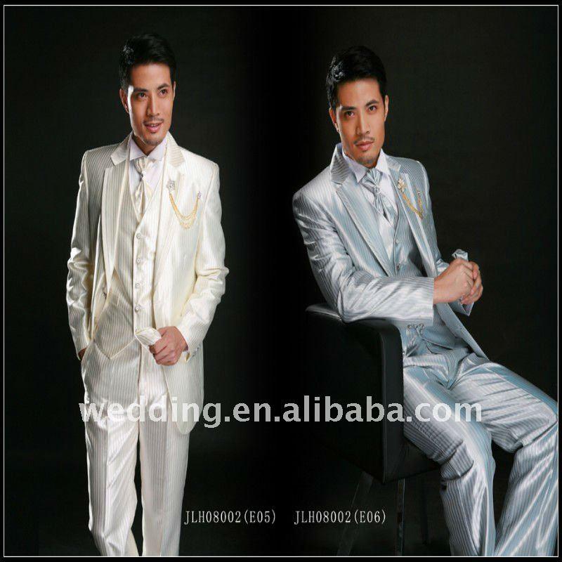 suits for men wedding suit Bridegroom Groomwear Tuxedo