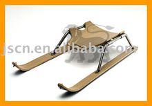 foldable snow ski