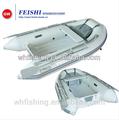 Novo modelo 3.6m alumínio barco de pesca para venda de pvc com certificação do ce