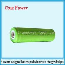 Ni-MH Rechargeable Battery (NI-MH AA900MAH, R6)