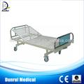 movable tubular uno barato manivela cama de hospital