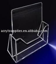 2012 acrylic counter top display