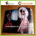 2013 de alta calidad deimpresión de la revista y el catálogo