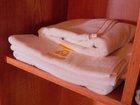 100% cotton embroidery bath towel