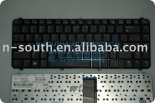 laptop keyboard, computer keyboard for HP 6530S Series layout