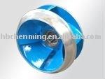 Desulfurization stainless steel impeller