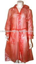 PVC Trench Coat