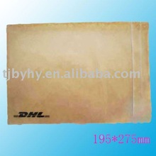 DHL 195*275MM self adhesive document packing list envelope