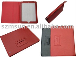 For iPad 2 leather case ( PU )