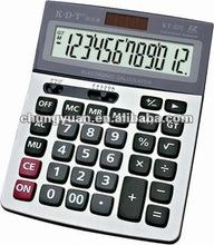mini electronic calculator with Computing symbols KT-320