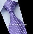 100% poliéster corbata para los hombres