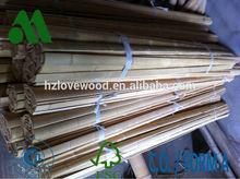 100% Natural Bamboo Slats