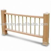 Outdoor Composites WPC railing, fencing