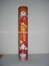 Best quality !!! badminton shuttlecocks