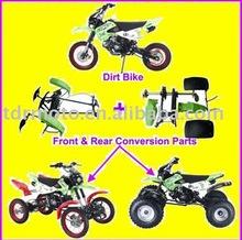 new style motorcycle 125cc swaps