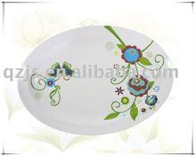 nice melamine dinner plate