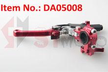 smaller folding adjustable brake clutch levers.,Dirt bike parts, pit bike parts,