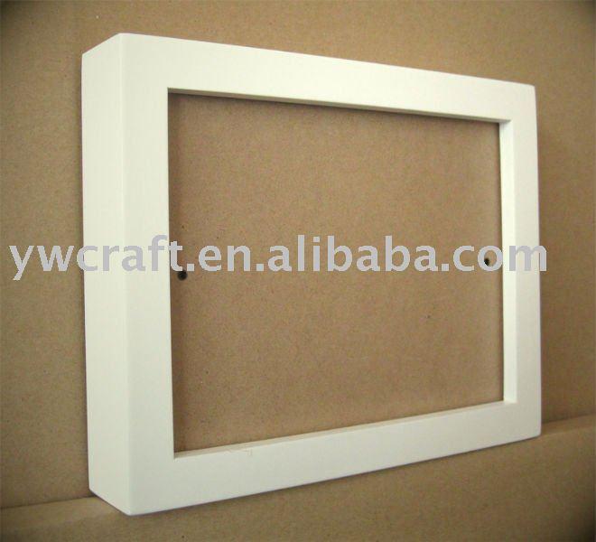 decoracao quadro branco:Branco 3D de madeira table top foto da parede quadro decoração