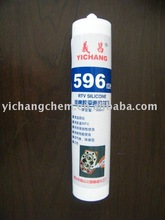 596 Silicone flange sealant