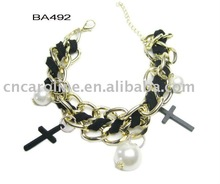 Neweset Fashion Design Beads Bracelet Fluorescent