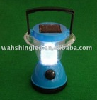 camping LED Solar Rechargeable Lantern