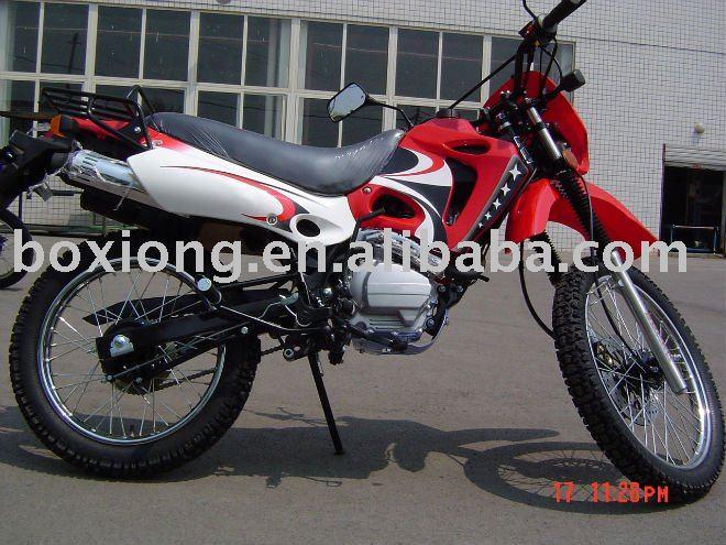 125cc dirt bike BX125GY-3