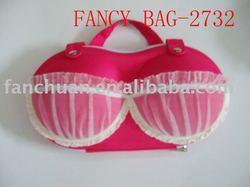 Lovely women's exclusive bra bag