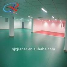 Office Center Indoor Soft PVC Laminate Floor