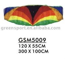 Power Kite,rainbow pattern kite GSM5009
