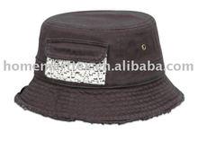 2014 durable bucket hat bucket hat children hat sun visor cap