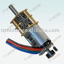 3v dc gaer motor with with encoder of 12 vlot dc motor