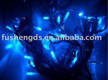 super bright blue led light string