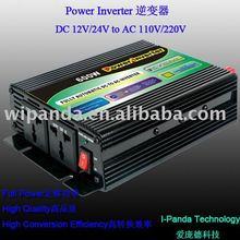 12V/24V Modified Sine Wave Power Inverter 600W