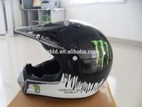 custom BMX Helmet/bike motorcross/Monster paw design/ cyclo-cross BLD-819