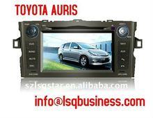 TOYOTA Auris Car GPS SYSTEM Build-in GPS\Bluetooth Can-bus,Ipod,USB,SD&MMC slot ST-8928