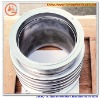 flanged stainless steel bellow compensator/ bellow expansion joint